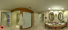 Sheraton Desert Oasis Room 2089 Scottsdale Az Panorama 5 May 10th 2017: Panorama Image HDR Image