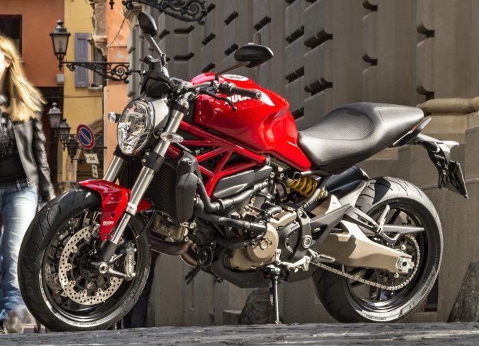 Ducati 821 Monster 2014 - 8
