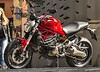 miniature Ducati 821 Monster 2014 - 9