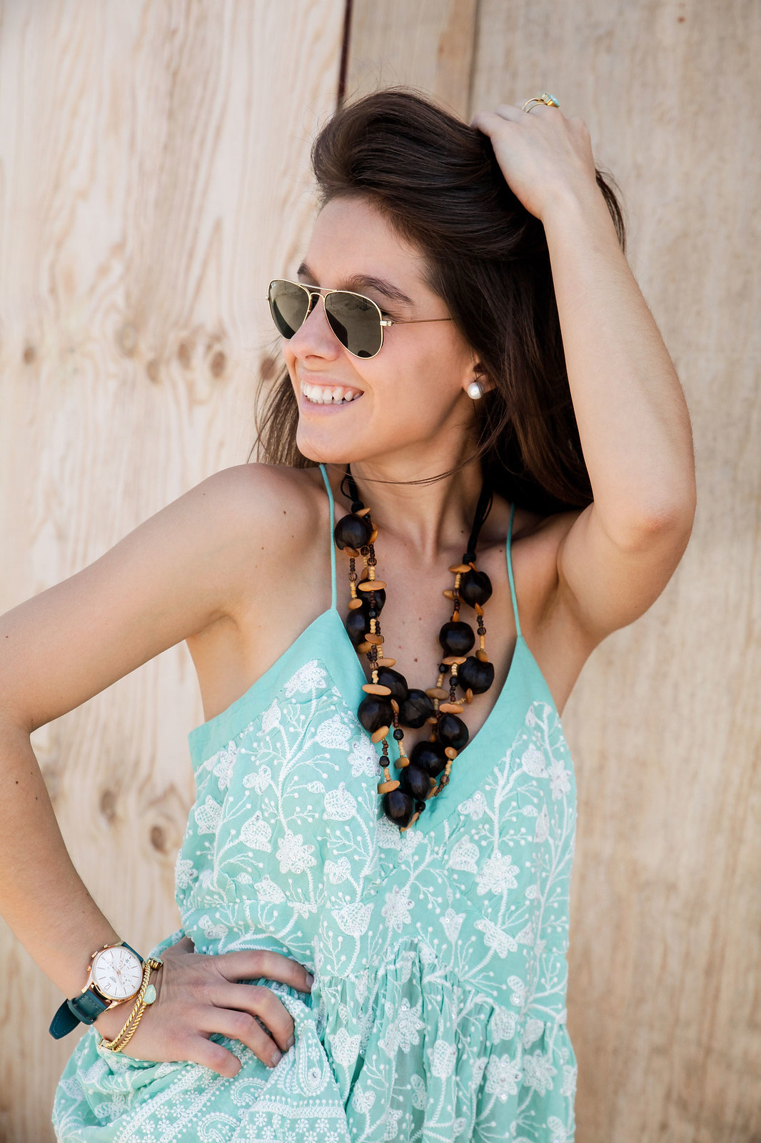 013_turquoise__dress_summer_outfit_miss_june_castañer_cuñas_aguamarina_theguestgirl_influencer_barcelona_laura_santolaria