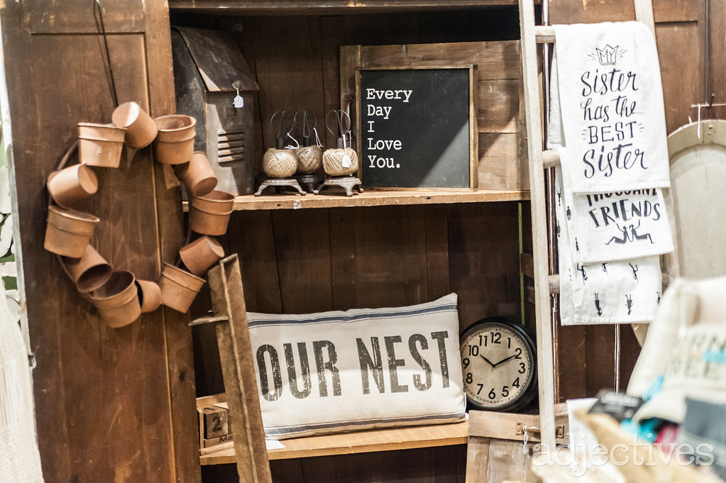 Custom, handmade signs and decor in Winter Park by Georgia Maes