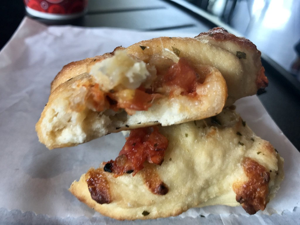 Cheese Pizza Frusta