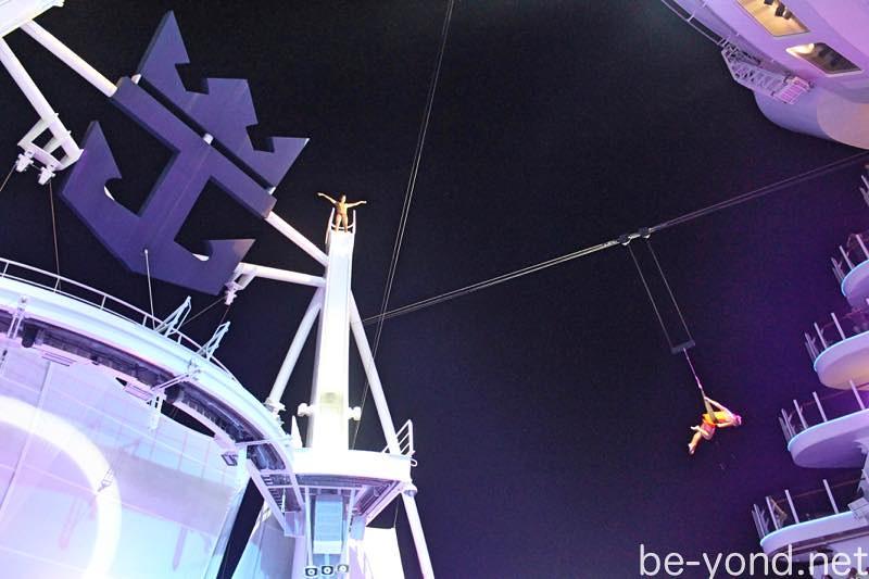 Oasis of Dreams Aqua Show @ Aqua Theater<Deck6>