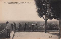 18. Chennevières-sur-Marne (S -et-O.). La Terrasse - Vue panoramique (c.1916)