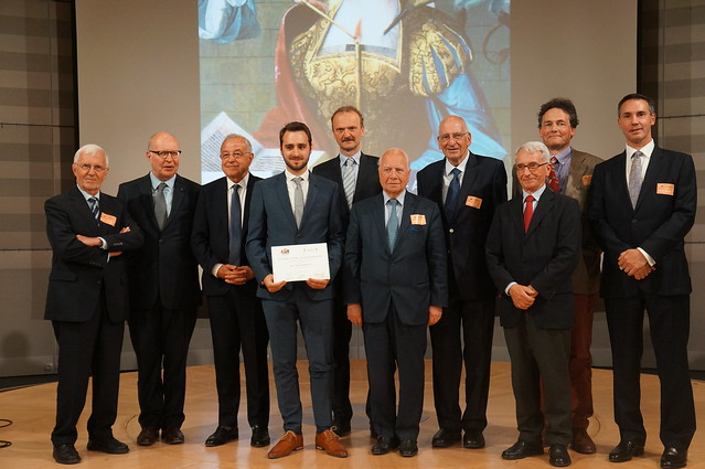"""The College of Europe – Arenberg European Prize"" award ceremony. 7 June 2017"