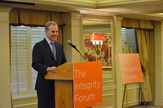 The Integrity Forum 10/19