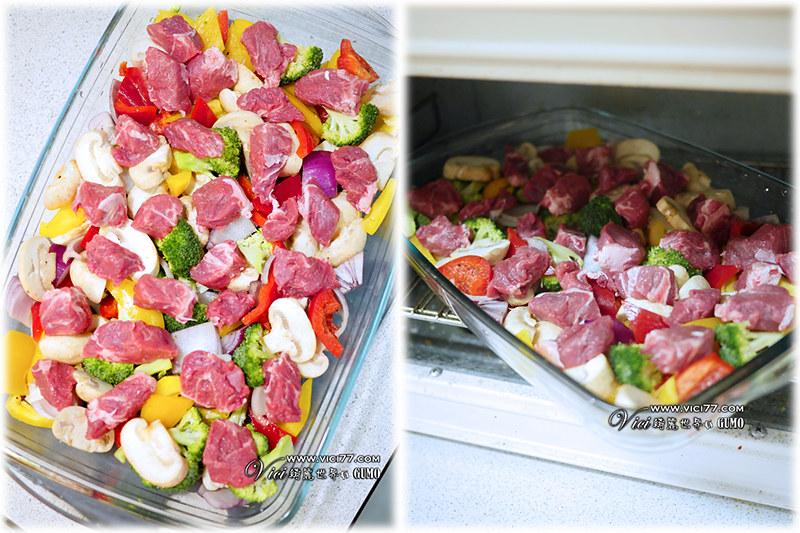 0616牛肉烤時蔬902