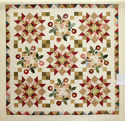 055: My President's Quilt—Marlee Smearing