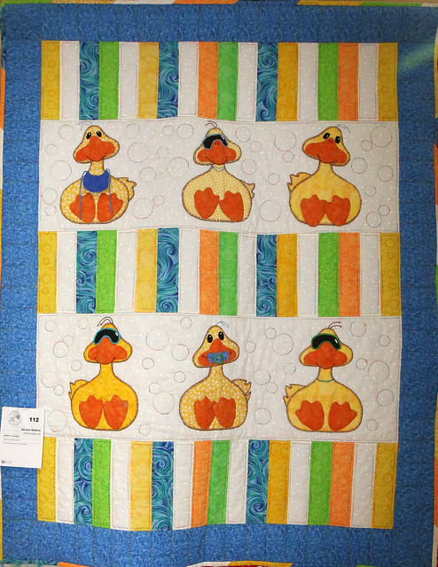 112: Aiden's Duckys—Doreen Roberts