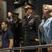 Brig. Gen. David Glaser hosts Twilight Tattoo