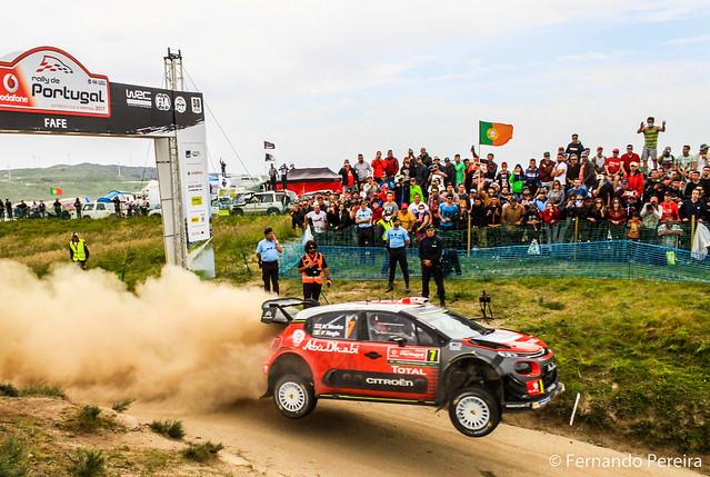WRC Portugal 2017