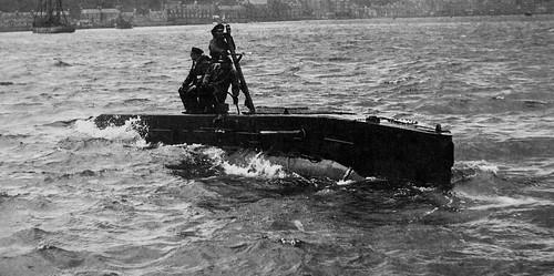 submarine XE-6