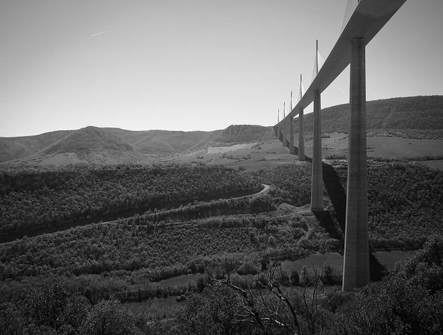 viaduc de millau, Canon POWERSHOT S95