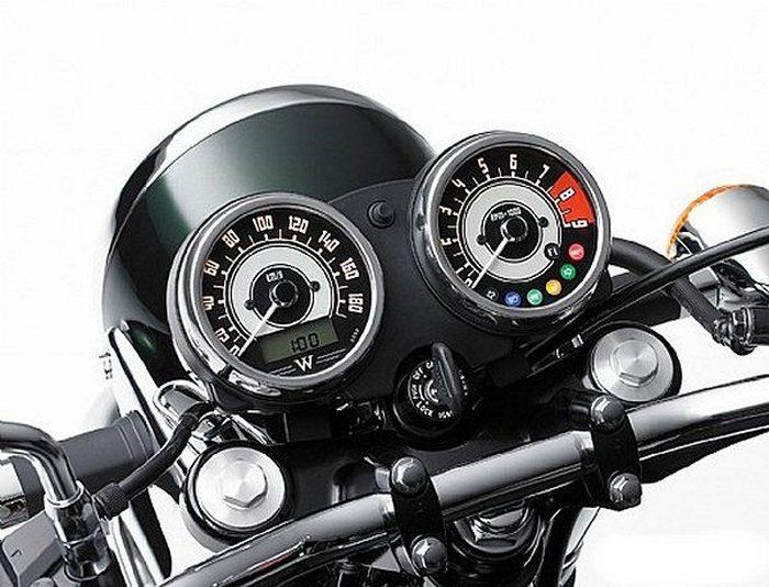 Kawasaki W 800 2012 - 9
