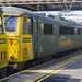 86605 double heads with 86610 on 4L89 2201 Coatbridge F.L.T. to Felixstowe North F.L.T.