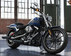 Harley-Davidson 1690 SOFTAIL BREAKOUT FXSB 2013 - 24