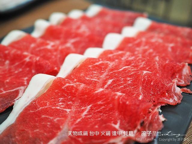 天物成鍋 台中 火鍋 逢甲 餐廳  61
