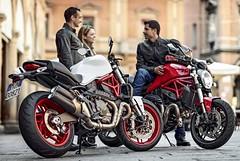 Ducati 821 Monster 2014 - 1