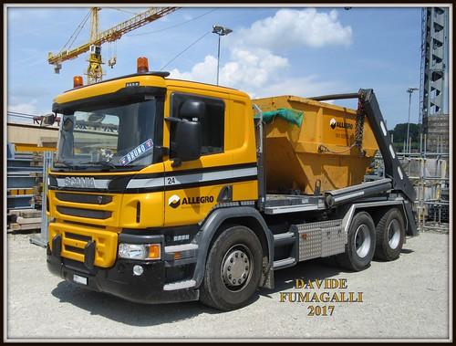 Scania PXXX
