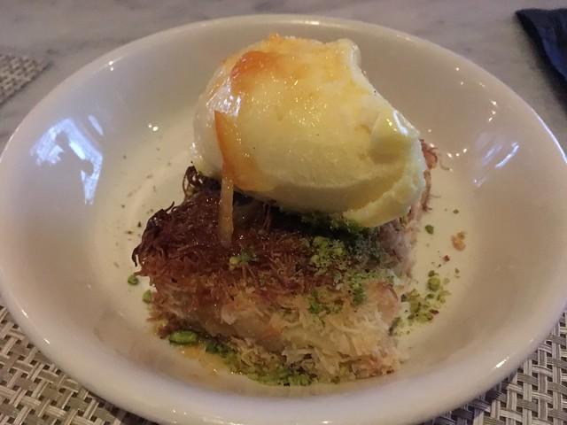 Kanafi dessert - Zahav