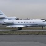 N144FH - Dassault Falcon 900C