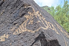 petroglyph, Petroglyph National Monument