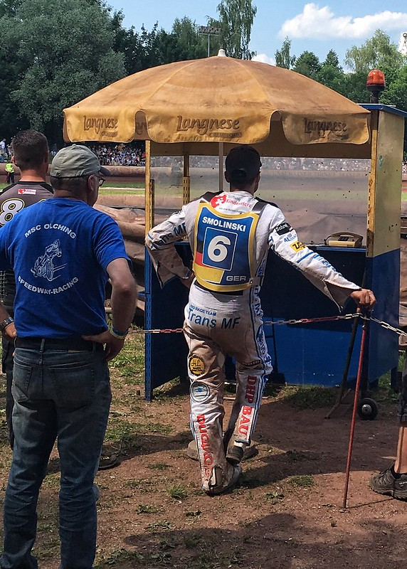 Speedway GP Semi Final - Olching 2017