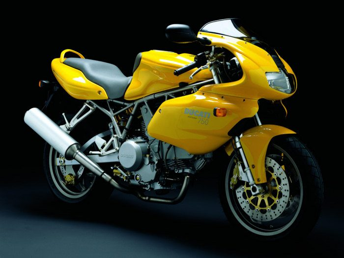Ducati 750 SS 2001 - 7
