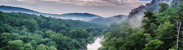 Roanoke River Gorge