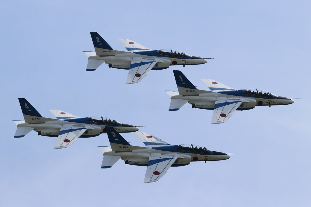 JASDF Blue Impulse