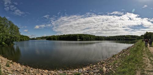 Le Lac de Rouffiac