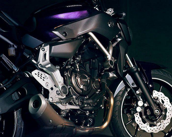 Yamaha MT-07 700 2015 - 28
