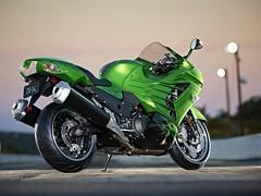 Kawasaki 1400 ZZR 2019 - 14