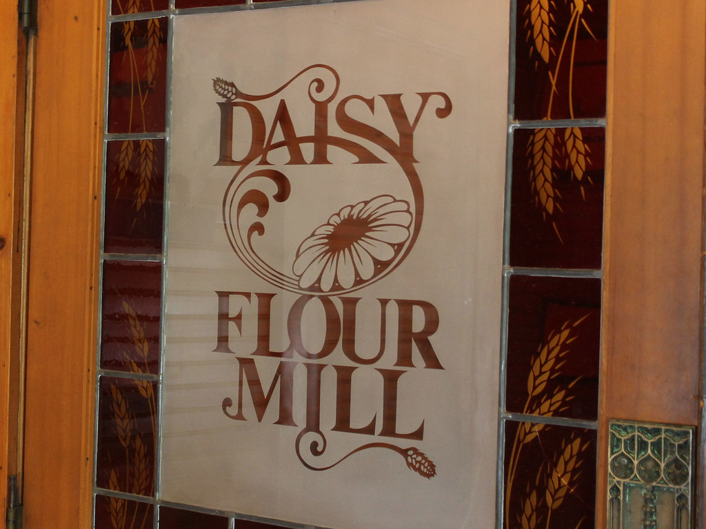 Daisy Flour Mill Entrance