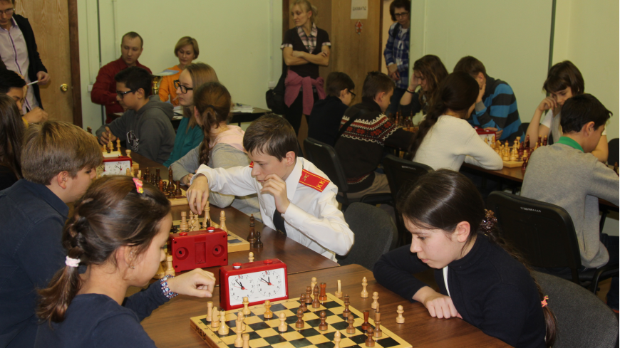 Этап кубка России по шахматам среди детей «Сочи 2017»