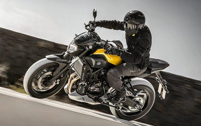 Yamaha MT-07 700 2015 - 7
