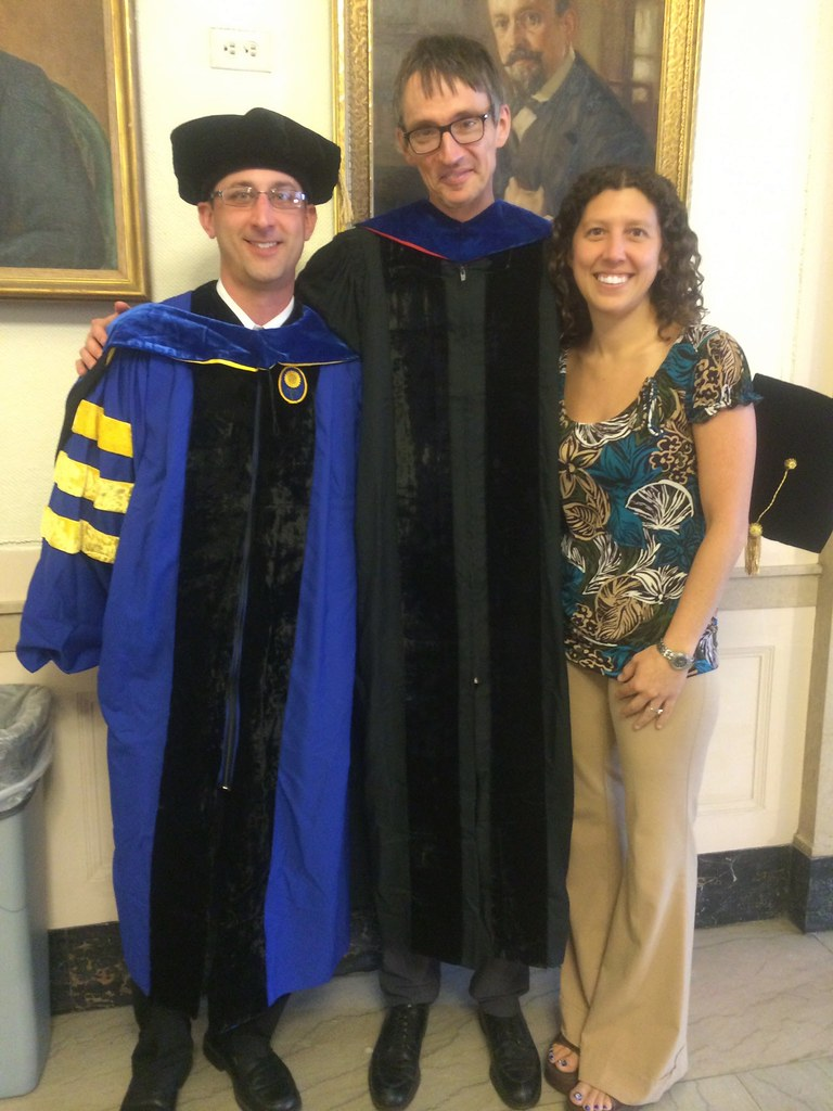 Microbiology and Immunology Class of 2014 Commencement