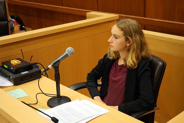 Rosa Parks Mock Trial, Sony ILCE-7, Sony FE 28-70mm F3.5-5.6 OSS