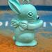 Vintage Bunny Pendant