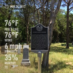 Murphy Family Cemetery visit