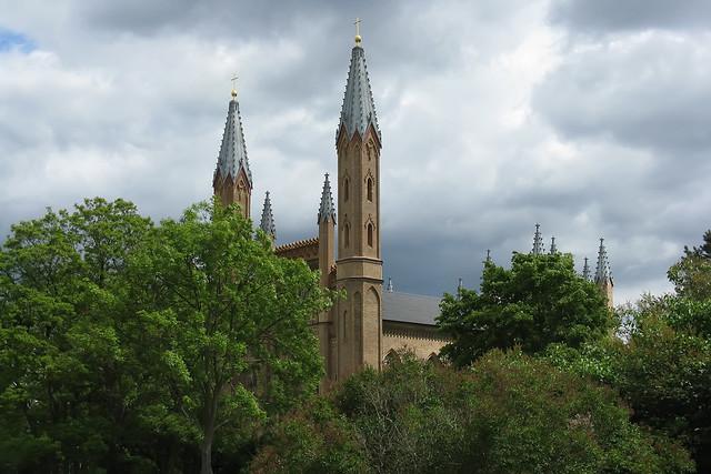 Schlosskirche, Canon POWERSHOT A720 IS