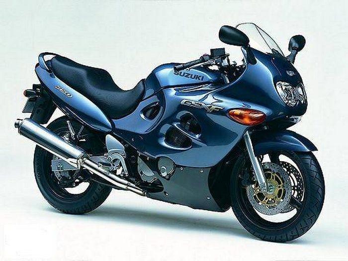 Suzuki GSX-F 750 2003 - 3