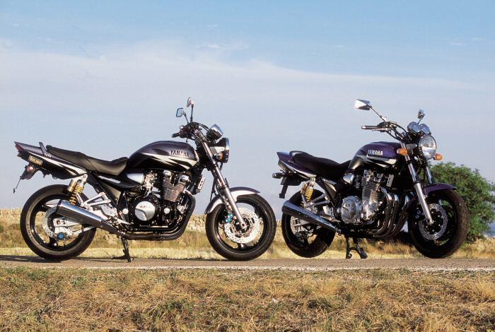 Yamaha XJR 1300 2000 - 7
