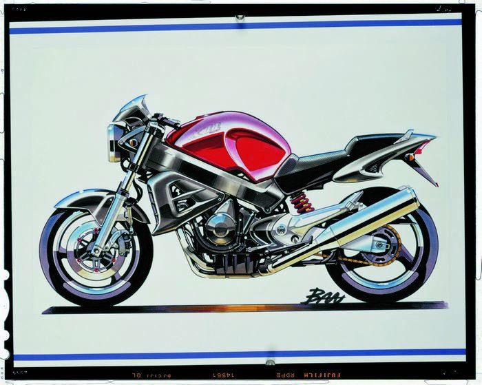 Honda X-11 CB 1100 SF X-Eleven 2001 - 55