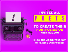 Inviting Poets on Artistize World