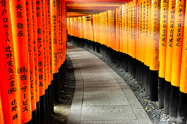 Photo:Kyoto By:marksmorton