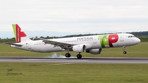 CS-TJE TAP Portugal A321