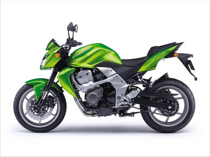 Kawasaki Z 750 2011 - 26