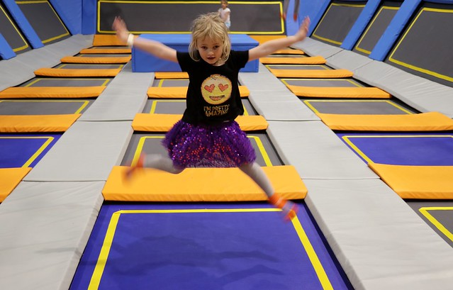 better extreme waltham forest feelgood super trampoline fun