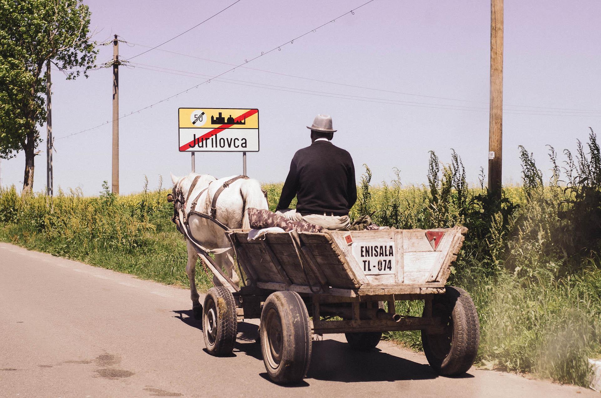 Jurilovca, Romania